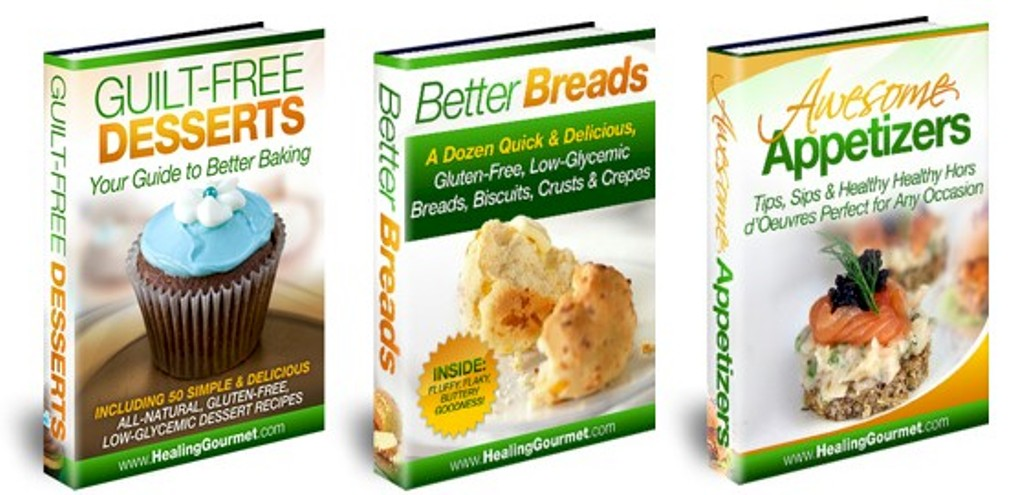 """gfd-trio Enjoy Delicious Fat Burning Brownies That Make You Leaner By """"Guilt Free Desserts"""""""