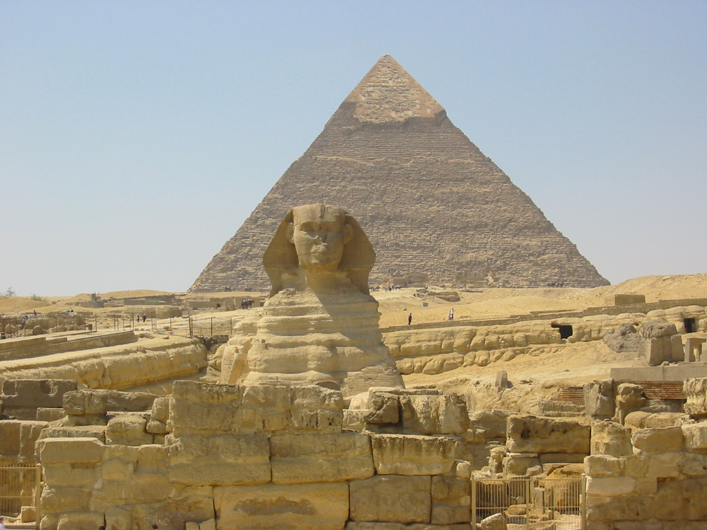 great pyramid sphinx cc john spier Top 10 Places to Visit in 2014