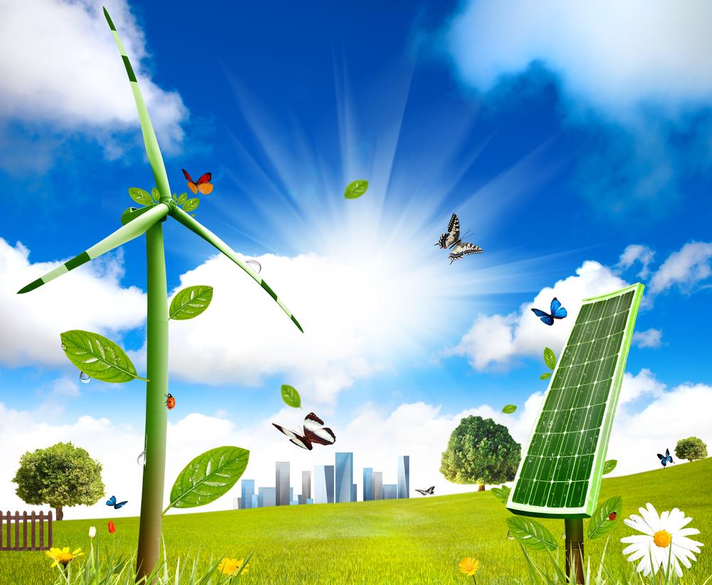 green-energy1 Nikola Tesla Secret Methods for Generating FREE Electricity