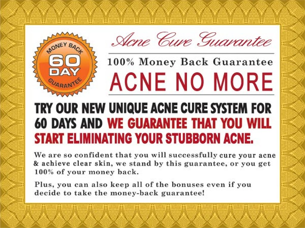 guarantee_cert Why Acne No More was my Solution for Clear Skin