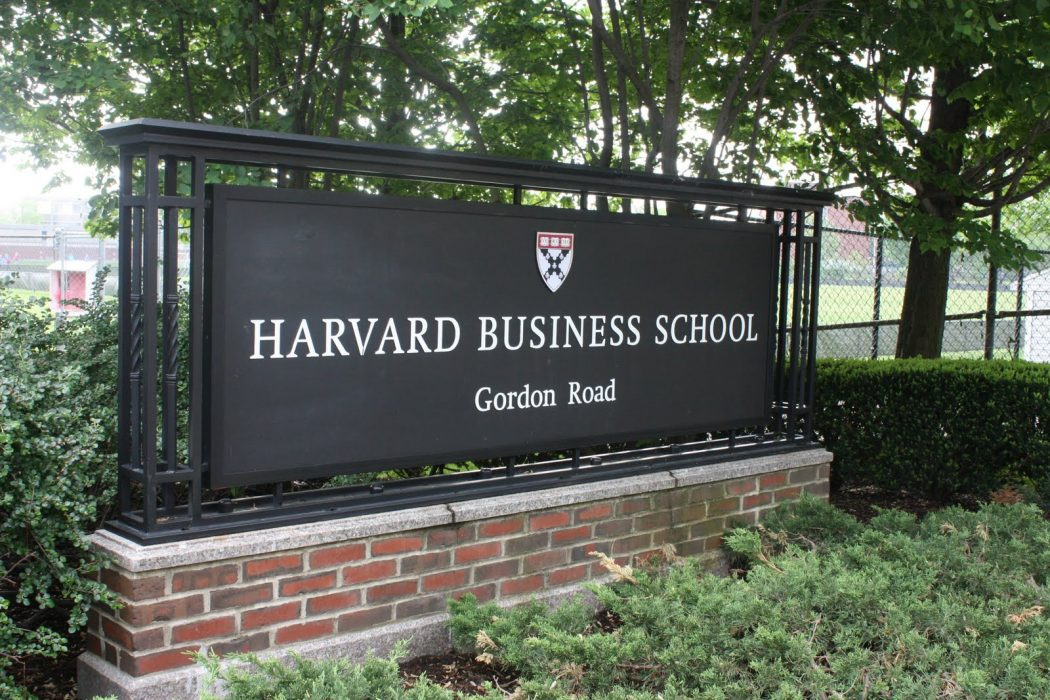 harvard Top 15 MBA Programs & Business Schools