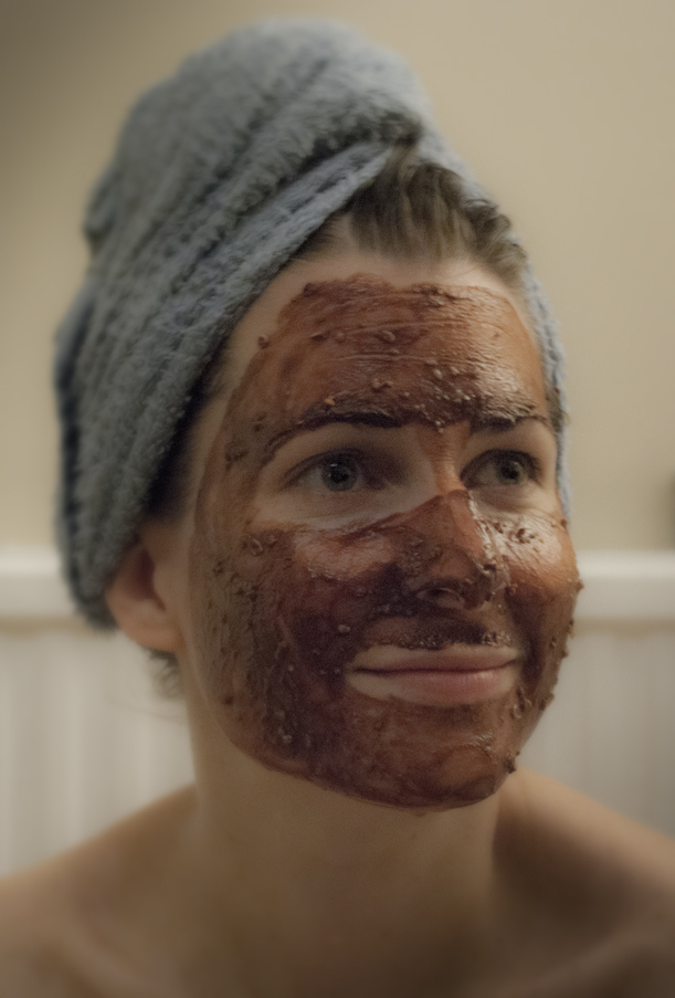 homemade-choc-mask Make Your Own Natural Facial Mask By Yourself