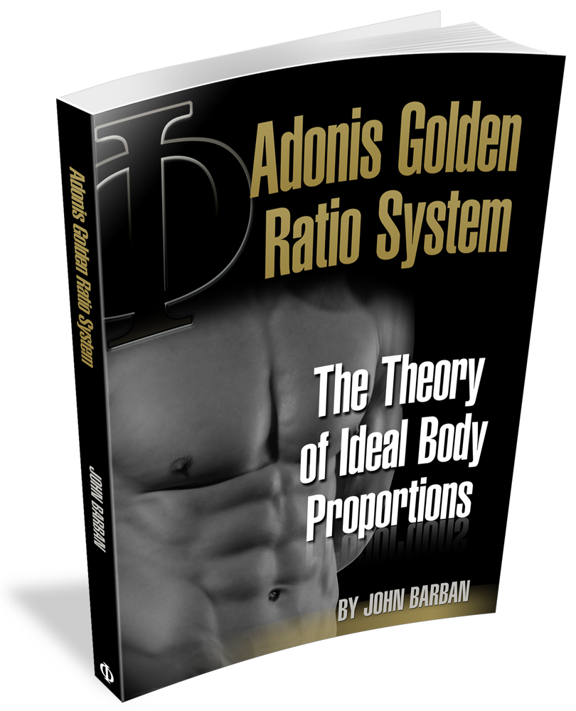 "ideal-body-proportions Burn Your Belly Fat By Using ""Adonis Golden Ratio"" System"
