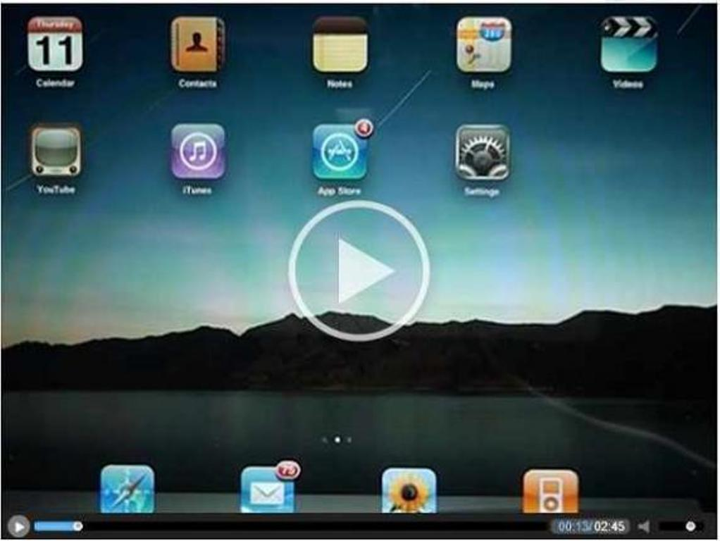 "ipad Discover your iPad with ""ipad Video Lessons"""