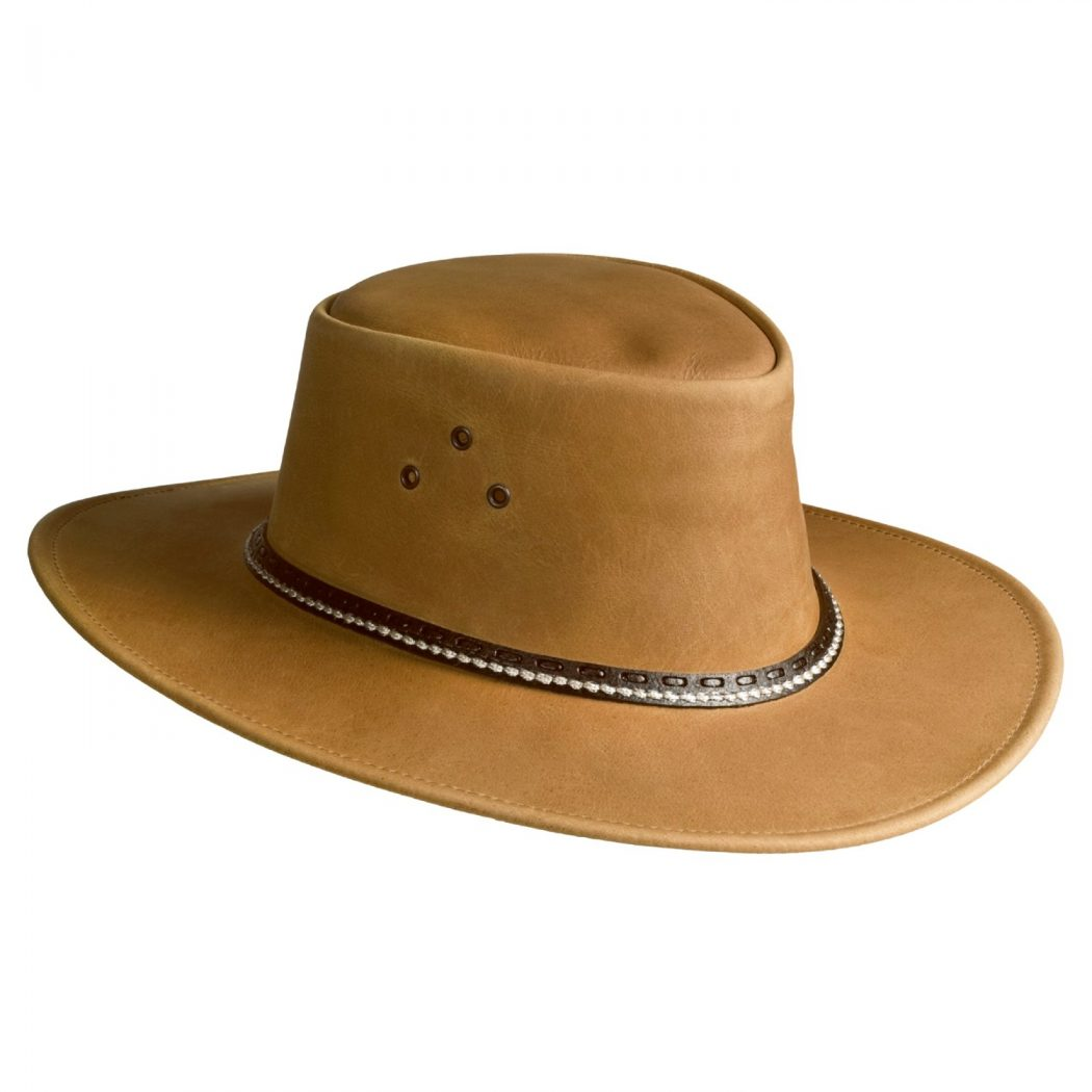 kakadu-coolongatta-vintage-leather-brim-hat-for-men-and-women-in-coffee What Are The Latest Fashion Trends of Men's Hats?