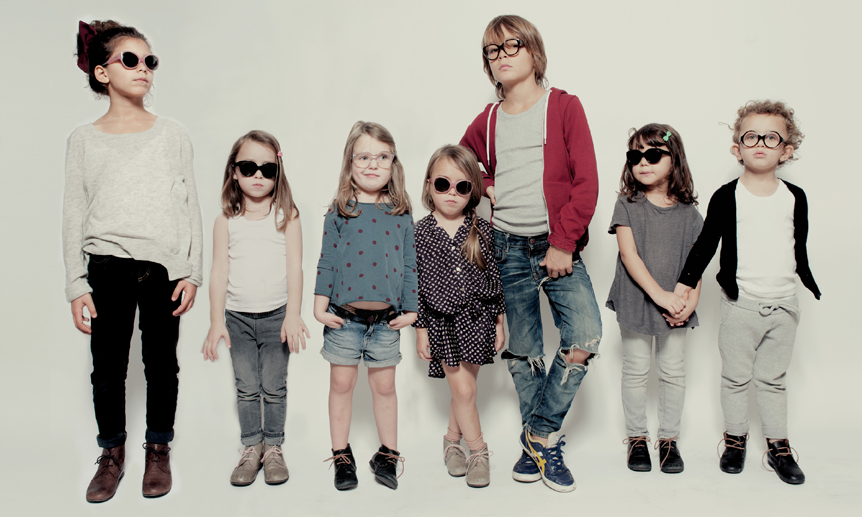 kids-glasses-cool-line-french-sunglasses-stylish Sunglasses For Babies Are Very Important In Protection Just Like For Mom and Dad