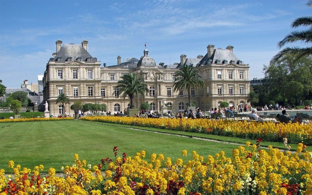 luxembourg_gardens Top 10 Richest Countries
