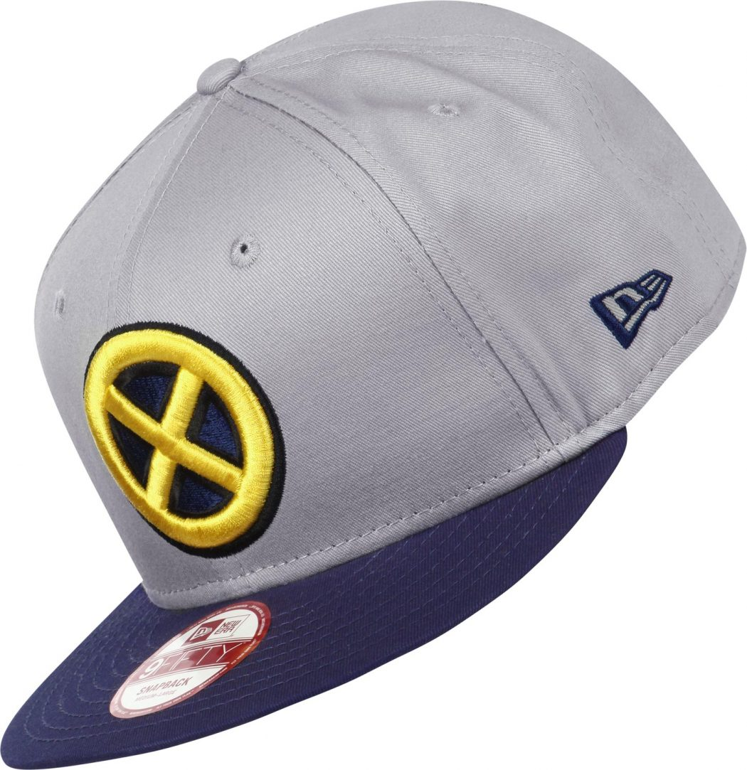 new-era-team-hero-snap-x-men-cap-grau-schwarz-1630-zoom-0 What Are The Latest Fashion Trends of Men's Hats?