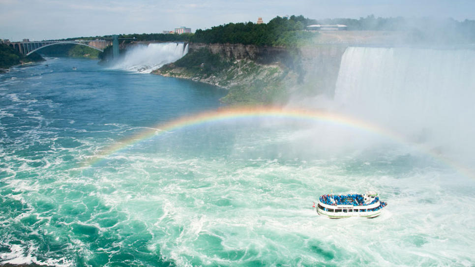 niagara falls tour 966x543 Top 10 Places to Visit in 2014