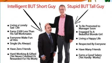 Photo of Are You Short? Secret Height Gain Methods to Grow Taller