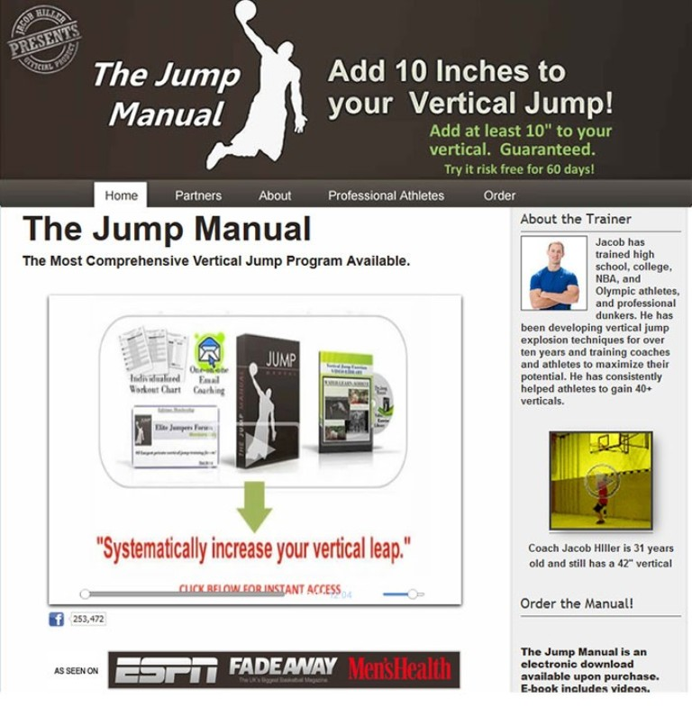 origin1 How to Increase Your Vertical Jump?
