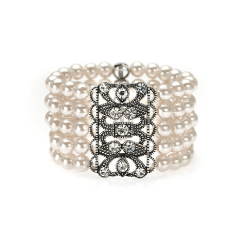 pearl-bracelet-475x476 What Are The Best Types Of Pearls For Evenings And Occasions?