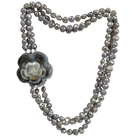 pearl-necklace-with-shel-16947-1d-475x475-1 What Are The Best Types Of Pearls For Evenings And Occasions?