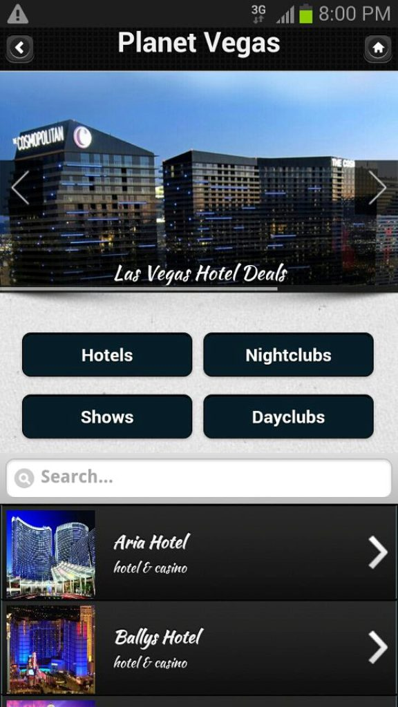 """planet-vegas-mobile-image Did You Hear About """" My Vegas Business """" Before?"""