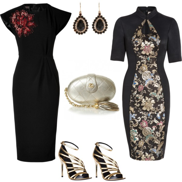 pouted-evening-dress 20+ Top Evening Dresses Fashion Ideas