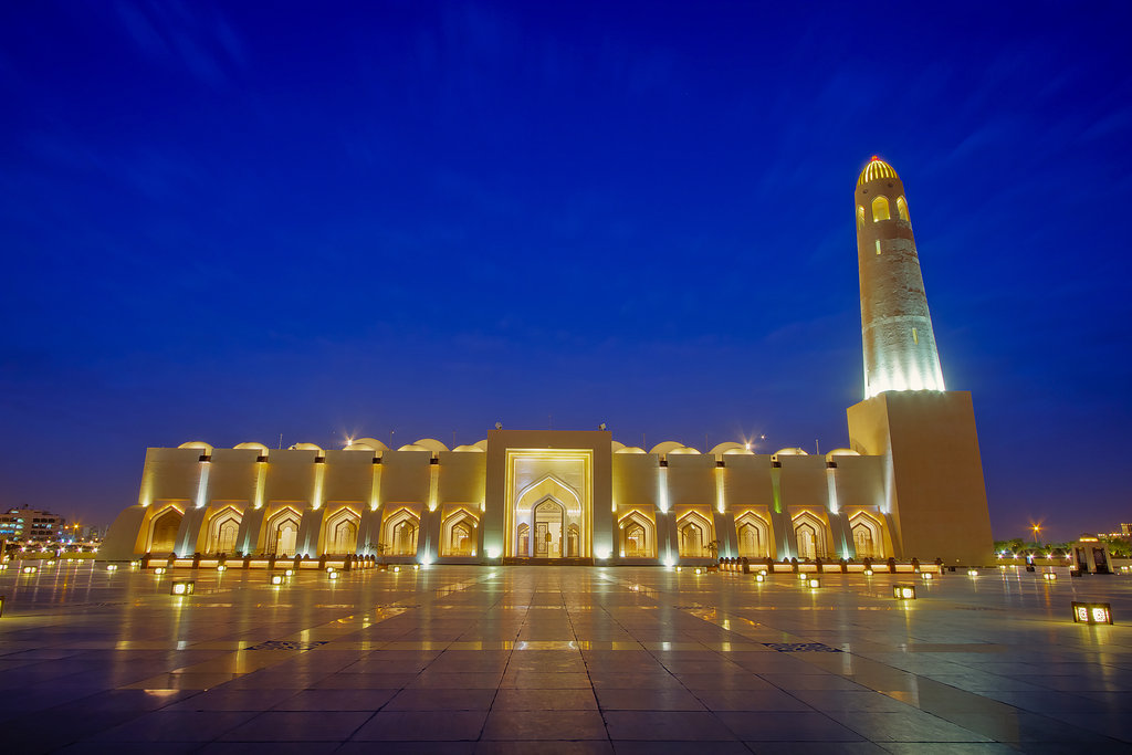 qatar___doha___state_mosque___03_by_giardqatar-d5rdidl Top 10 Richest Countries