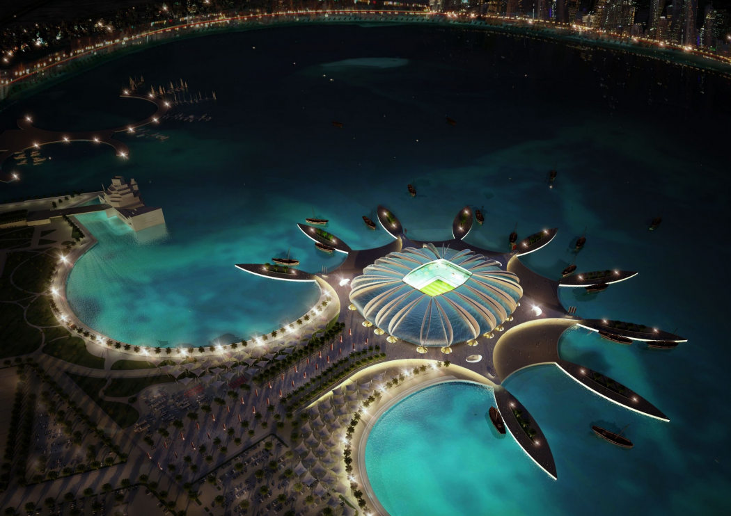 qatar_football_stadium_1 Top 10 Richest Countries