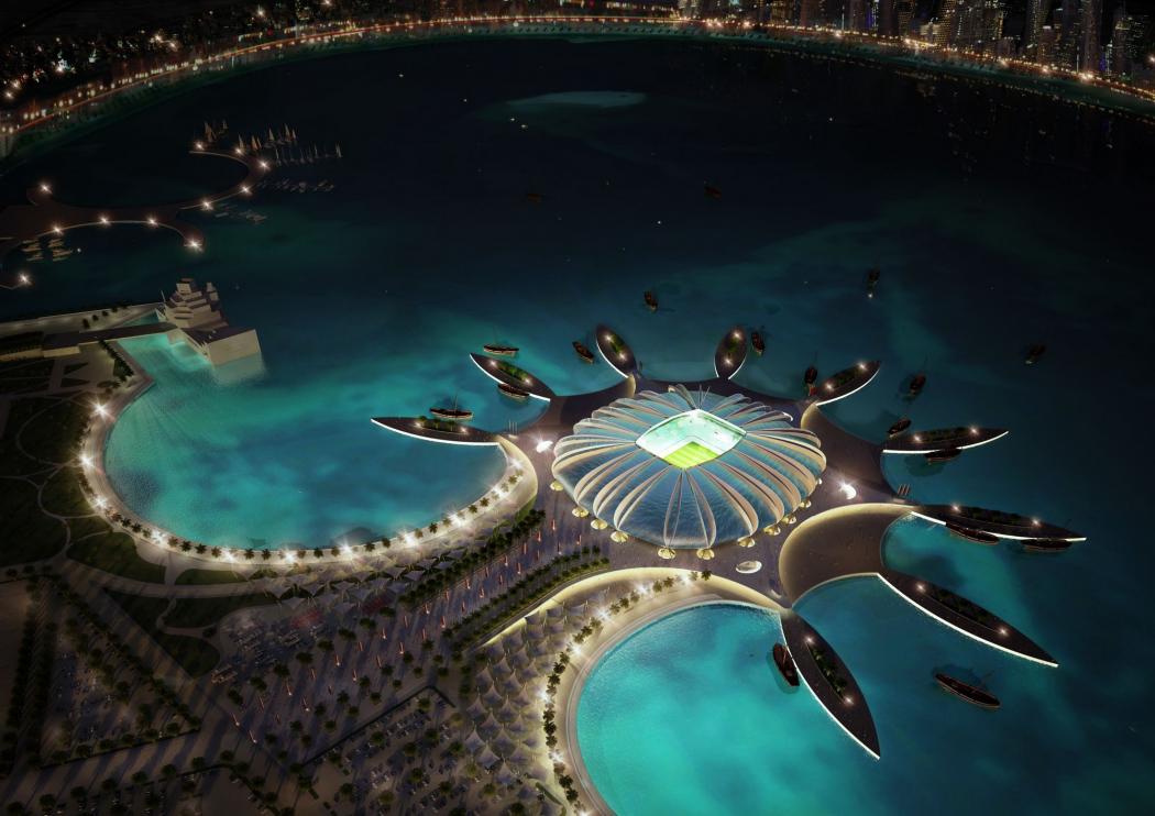 qatar_football_stadium_1 Top 10 Richest Countries