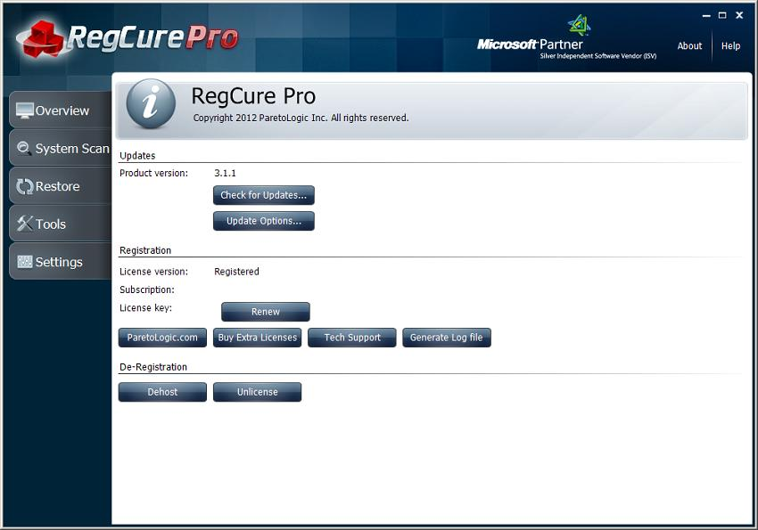 regcure-pro How to Perfectly Analyze Your Registry for Errors Using Regcure?