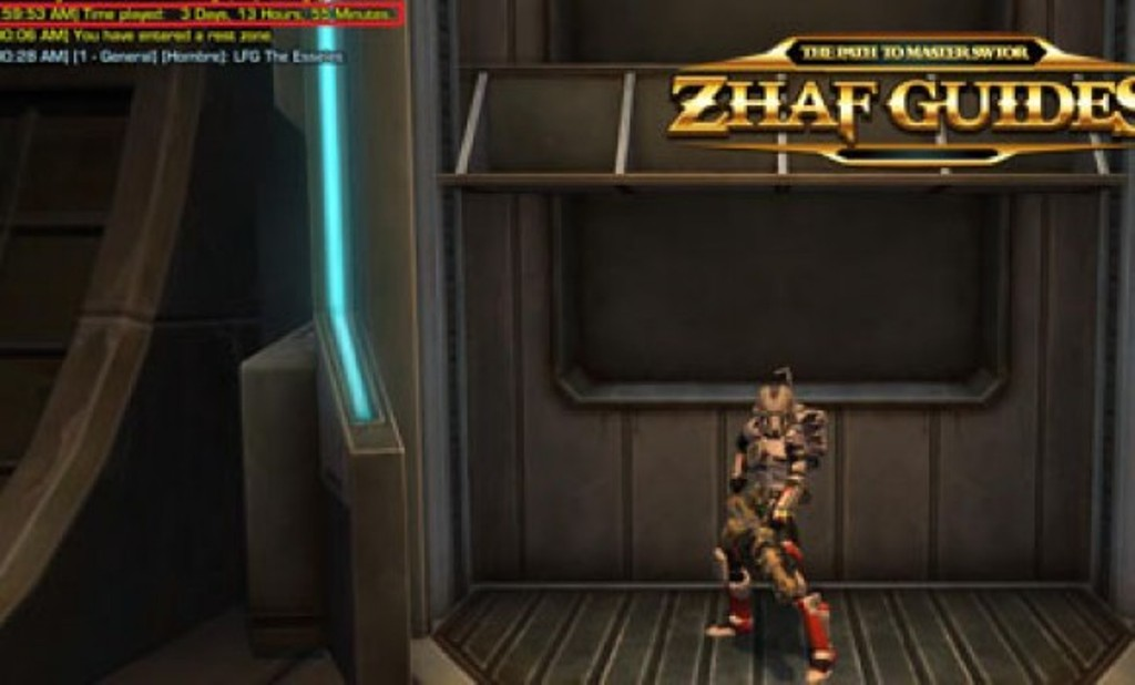 screenshot Learn How to Dominate SWTOR, Speed Level and Earn Credits Using Zhaf