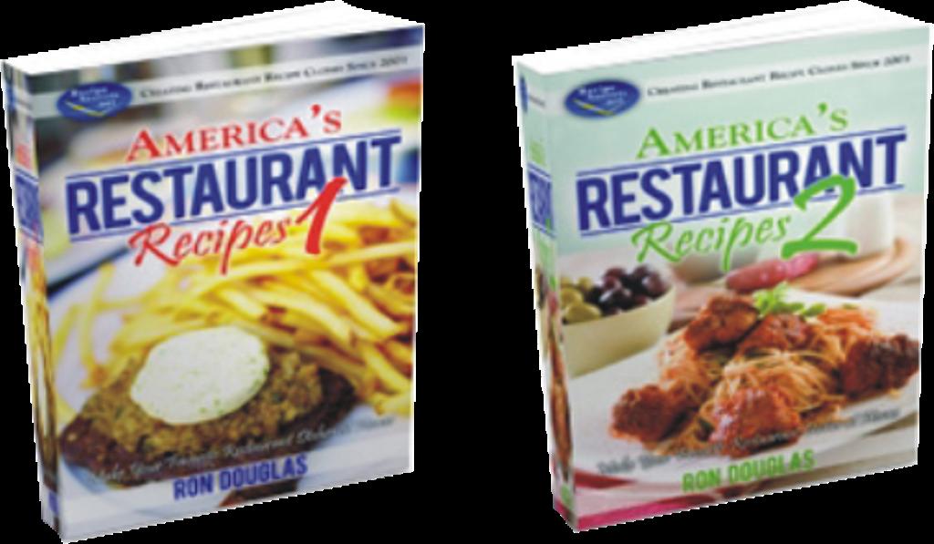 secretrecipesganda2 Discover The Secret Recipes of Famous Restaurants