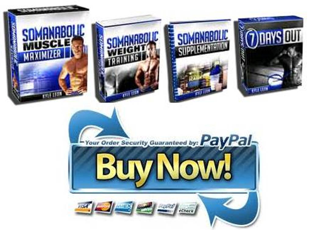 somanabolic How to Be Strong, Healthy and Full of Energy Using Muscle Maximizer