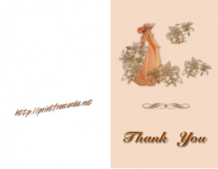 thankyou4 50 Most Stylish printable greeting cards