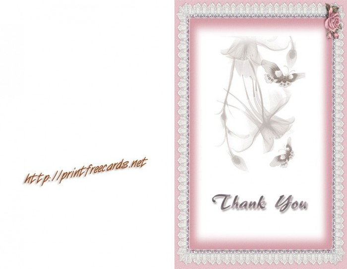 thankyou5 50 Most Stylish printable greeting cards