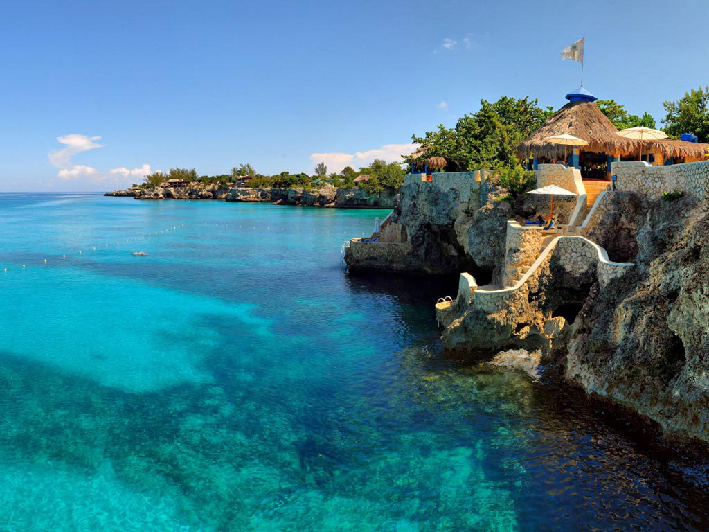 the-caves-negril-negril-jamaica- Top 10 Most Luxurious Honeymoon Destinations