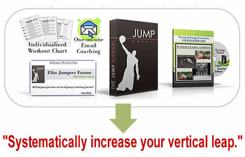 the-jump-manual How to Increase Your Vertical Jump?