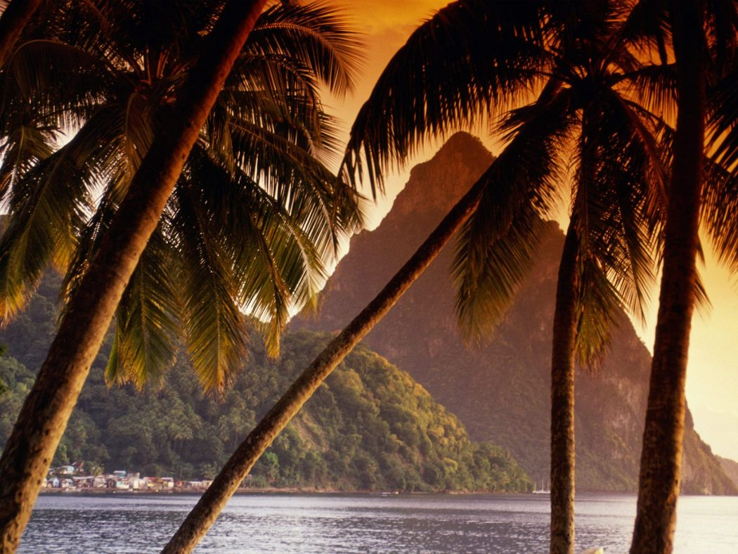 the_piton_soufriere_st__lucia_wallpaper-normal Top 10 Most Luxurious Honeymoon Destinations