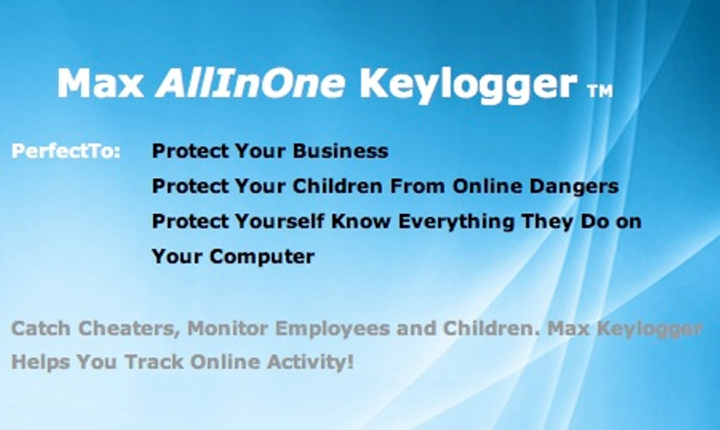 """trackonlineactivity How to Remotely Monitor Your Computer and Record ALL Keystrokes Using """"Max keylogger""""?"""