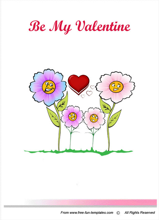 valentine-greetings 50 Most Stylish printable greeting cards