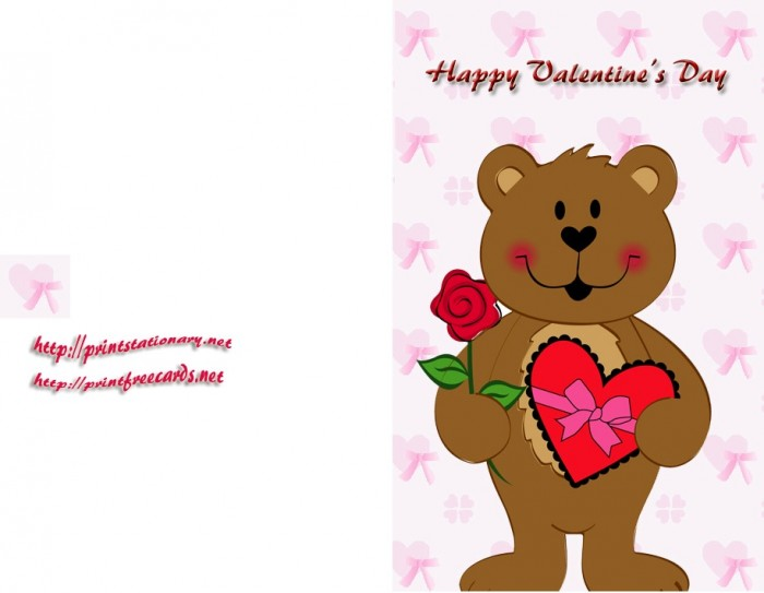 valentine2 50 Most Stylish printable greeting cards