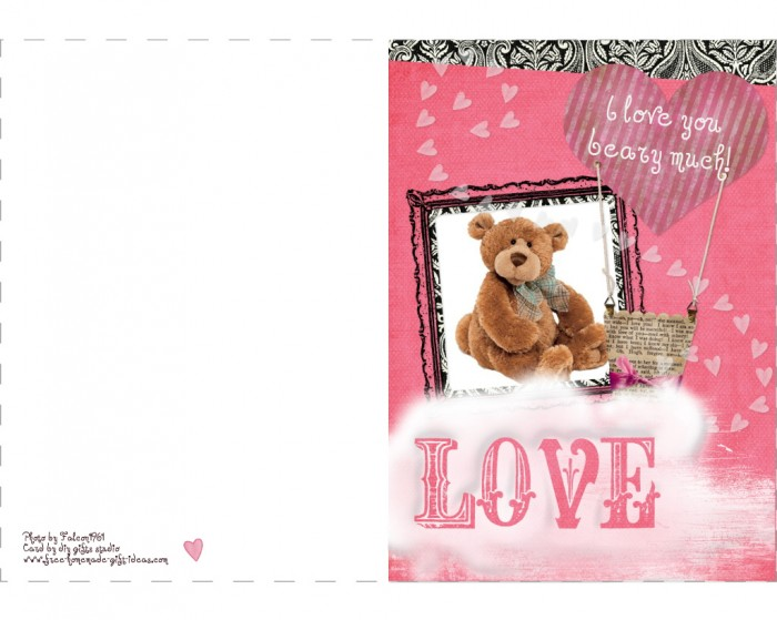 valentine_cards_toprint_beary_much 50 Most Stylish printable greeting cards
