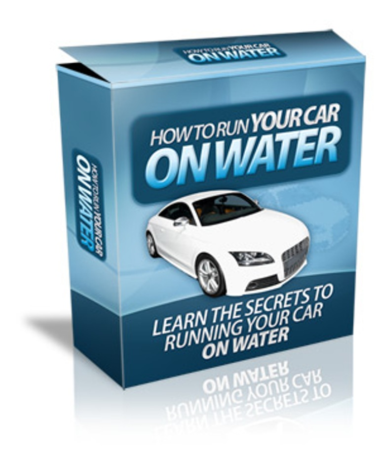 water-car Convert Your Car To Run On Water