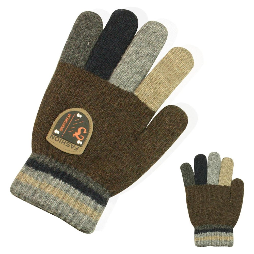 wool Most Stylish Gloves for Men