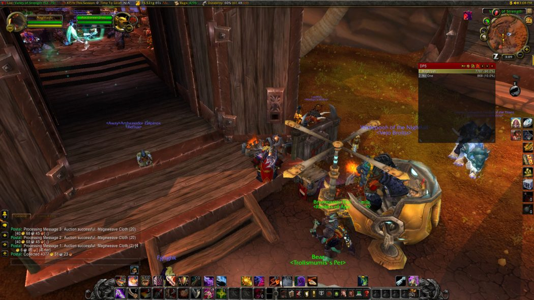 wow-tycoon-Works How To Make Tons of Gold In WoW? Tycoon World of Warcraft Gold Addon Review