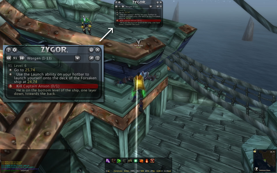 z-guides Make Tons of Gold & Achieve Success in World of Warcraft Using Zygor Guides