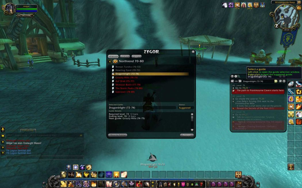 zygor-guide-changes Make Tons of Gold & Achieve Success in World of Warcraft Using Zygor Guides