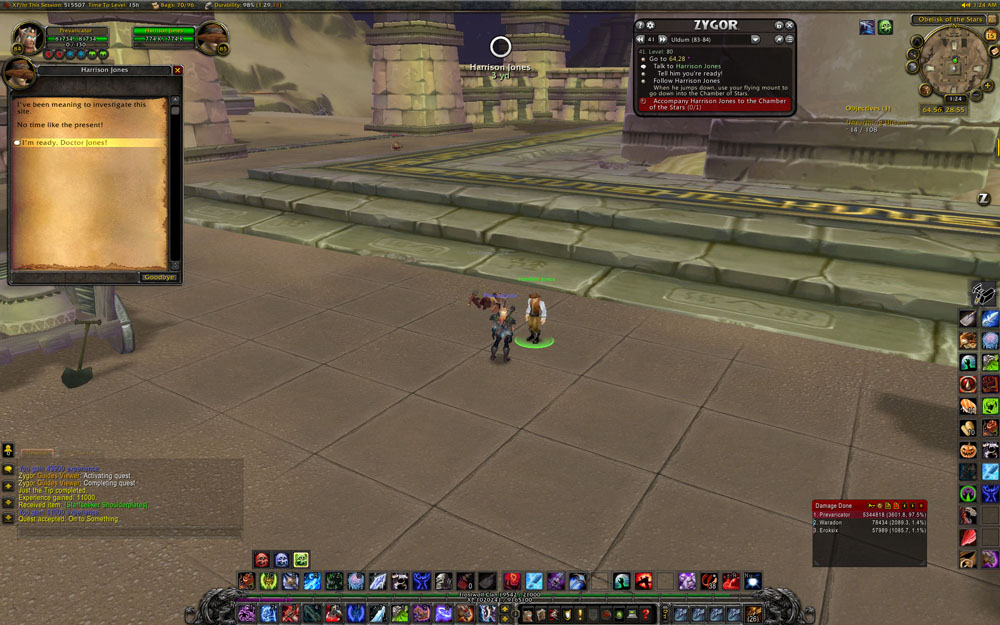 zygor_V3 Make Tons of Gold & Achieve Success in World of Warcraft Using Zygor Guides