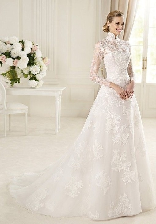 0000730 70 Breathtaking Wedding Dresses to Look like a real princess