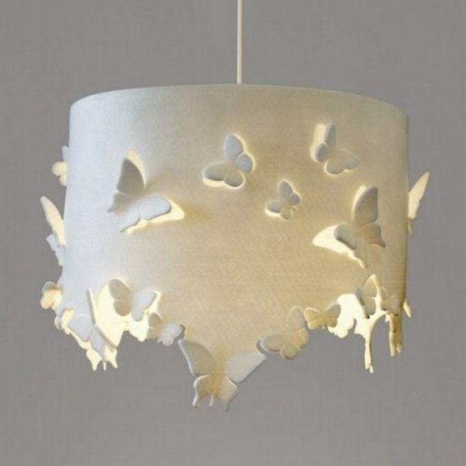 001_Handmade_Shade_for_a_lamp 23 Most Creative Handmade Gift Ideas