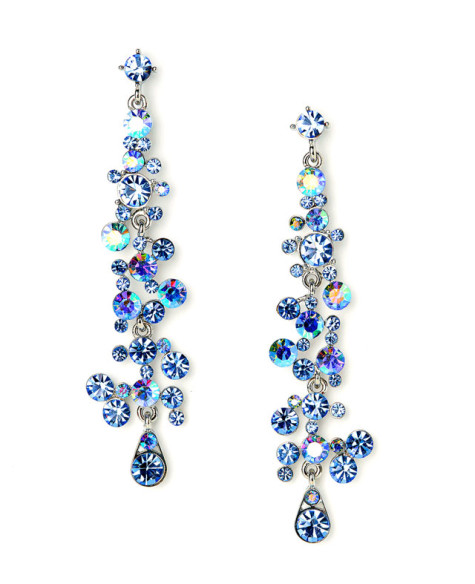 1-JE-1195-B-475x584 How To Use Earrings With Straight Hair, Tied or with Veil