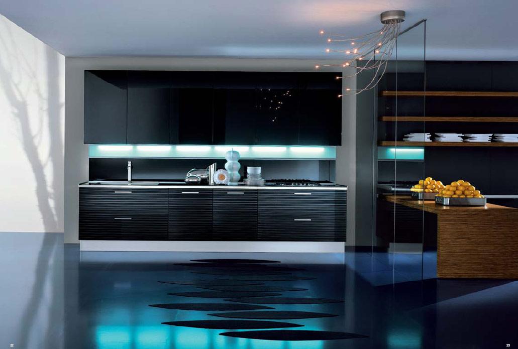 1. Breathtaking And Stunning Italian Kitchen Designs