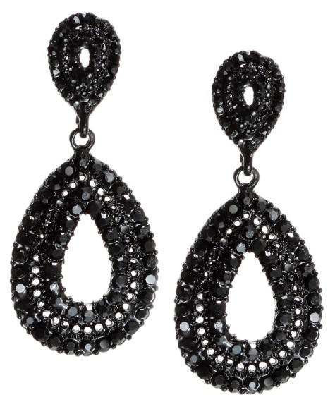 10137514-1_earrings-boucles_oreilles-475x570 How To Use Earrings With Straight Hair, Tied or with Veil