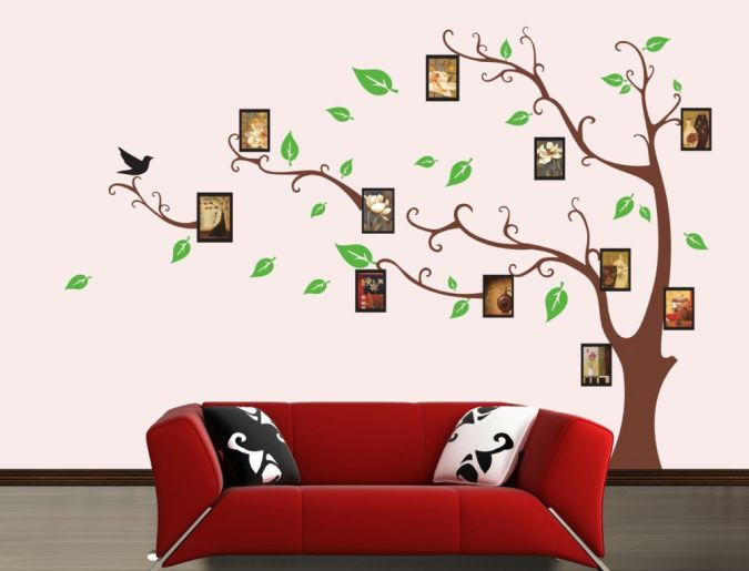11 Amazing and Catchy Wall Stickers for Home Decoration
