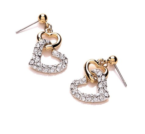 1111-475x439 How To Use Earrings With Straight Hair, Tied or with Veil