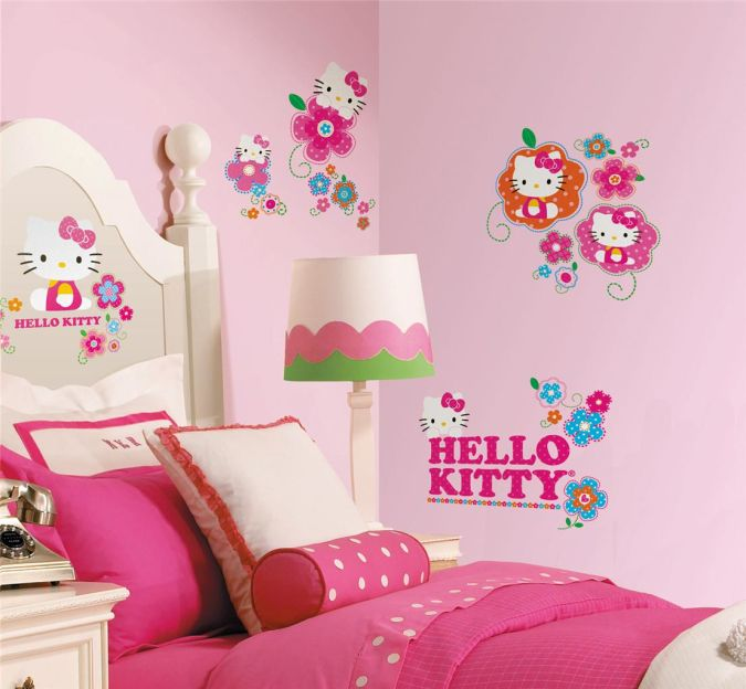 14 Amazing and Catchy Wall Stickers for Home Decoration