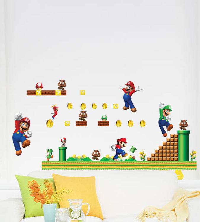 16 Amazing and Catchy Wall Stickers for Home Decoration